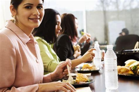 eat healthy  work popsugar fitness