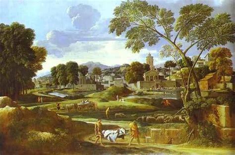 classical cuisine nicolas poussin landscape with funeral of phocion
