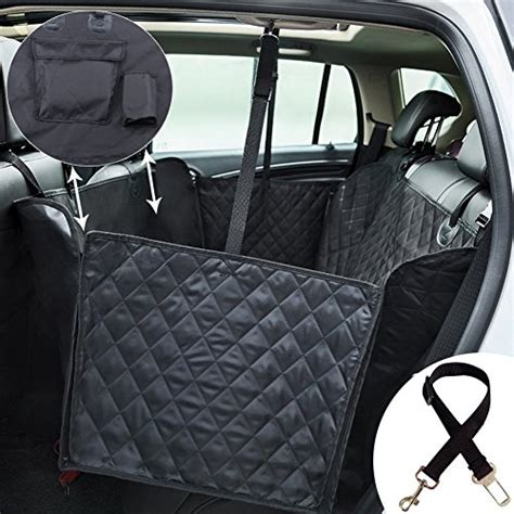 Back Seat Hammock For Dogs by Kingstar Car Seat Cover For Pets Waterproof Pet Seat