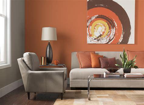 Livingroom In by Peking Orange Living Room Living Room Colours Rooms By