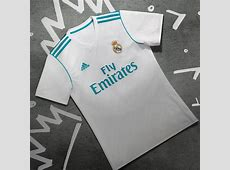 Yuk Intip, Jersey Real Madrid Home & Away Terbaru