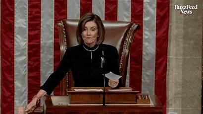 Pelosi Nancy Trump Impeachment Democrats Applauding Buzzfeed