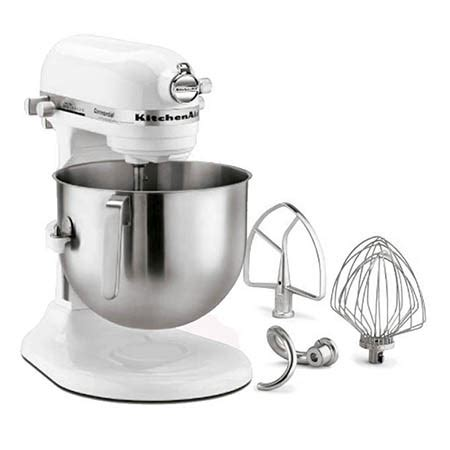 kitchenaid 1 3 hp kitchenaid 8 quart variable speed 1 3 hp commercial stand mixer with accessories