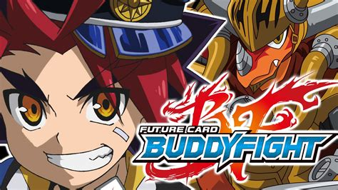Future Card Buddyfight Episodes