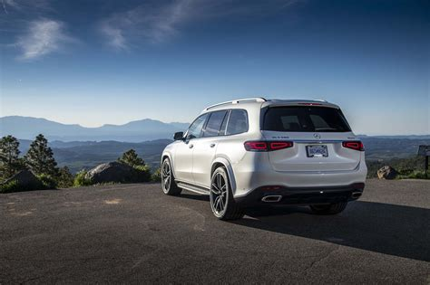 It is available in 6 colors, 3 variants, 2 engine, and 1 transmissions option: First Drive: 2020 Mercedes-Benz GLS   CAR