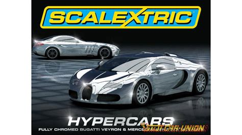 Scalextric C3169a Hypercars Limited Edition