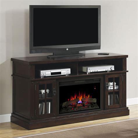 fireplace entertainment center dakota electric fireplace entertainment center in caramel 3748