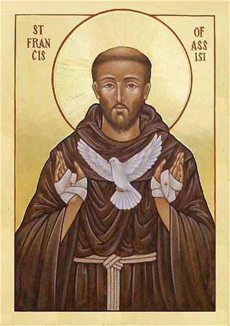apocalypse paradigm the feast of st francis of assisi