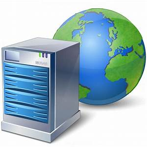 IconExperience » V-Collection » Server Earth Icon