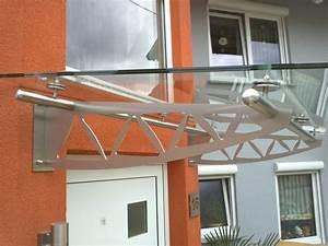 Vordach Glas Günstig : edelstahvordach glasvordach vord cher g nstig edelstahl goldmann ~ Frokenaadalensverden.com Haus und Dekorationen