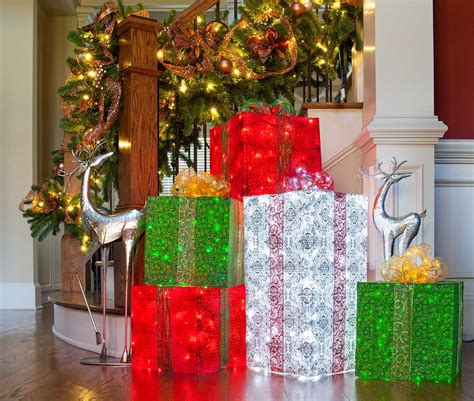 caja de regalo iluminada dale detalles