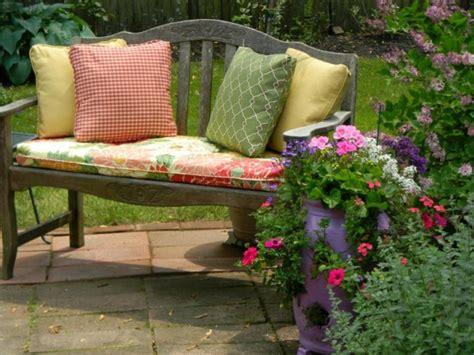 coussins chaises de jardin le coussin pour chaise du jardin archzine fr