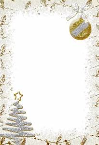 Sparkling Silver Transparent Christmas Photo Frame ...