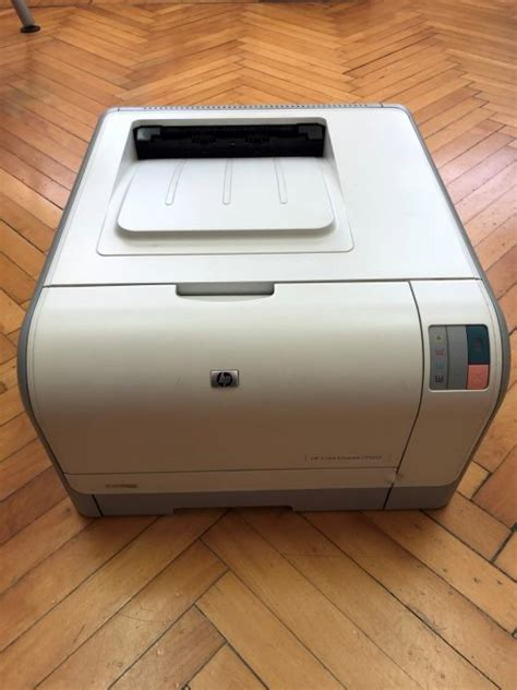 The hp color laserjet cp1215 is an ideal printer well suited for small offices and home use. HP LASERJET CP1215