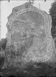 All sizes | Rune stone, Svartsjö, Uppland, Sweden | Flickr ...