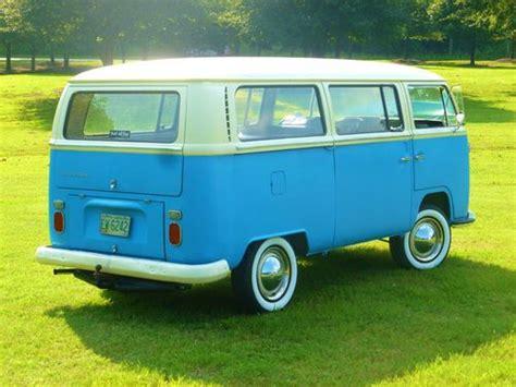 Purchase New 1969 Vw Baywindow Transporter Type 2 Microbus