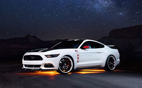 2015 Usa Ford Mustang Apollo Car Wallpaper