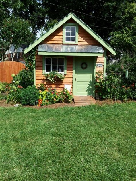 Colors For Garden Sheds by Garden Shed Birds And The Garden Gardens