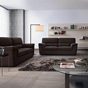 Canapé Ultra Moelleux : cool le canap meuble moderne et confortable canape ~ Teatrodelosmanantiales.com Idées de Décoration