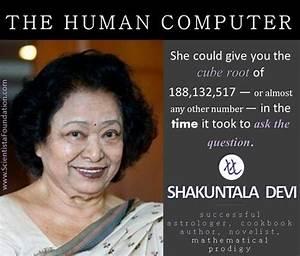 17 Best ideas about Shakuntala Devi on Pinterest ...