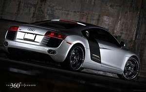 Audi R8 Rear Wallpaper