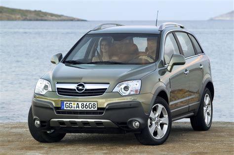 Opel Antara by Foto Opel Antara Opel Antara 6 Autoblog Nl