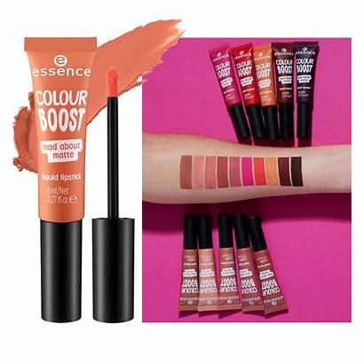Essence Lipstick Matte Boost Mad Liquid Colour