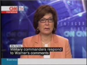 CNN & CNN International News Anchors - Female - Page 1