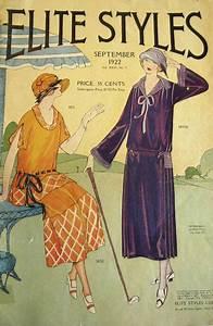 elite styles september 1922 vintage sewing patterns