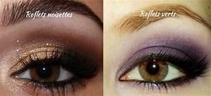 Maquillage Soirée Yeux Marrons : maquillage yeux marrons tuto hr88 jornalagora ~ Melissatoandfro.com Idées de Décoration