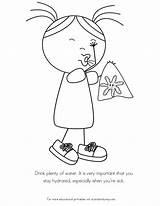 Germs Coloring Boyama Spreading Sneezing Okul Kid Mikrop Child Stop Sick Oncesi Activities Mikroplar Germ Colouring Sevimli Spreads Mr Flu sketch template