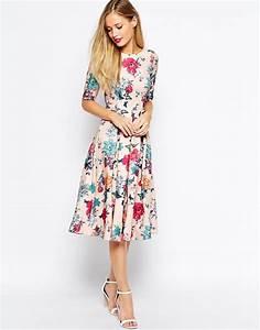 floral dress for wedding guest oasis amor fashion With floral wedding guest dresses