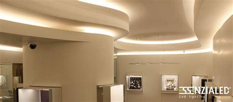 Illuminazione A Led by Illuminazione Led Per Negozi Made In Italy