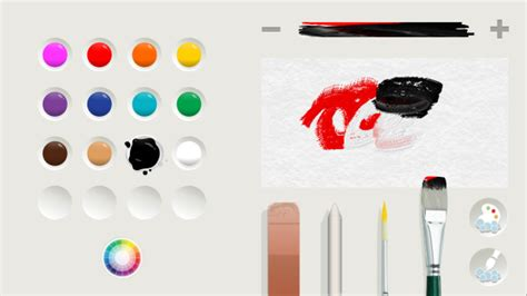 get your paintbrush fresh paint is now available for
