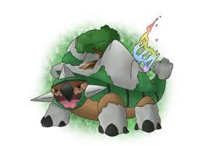 Pokemon Mega Evolution Torterra