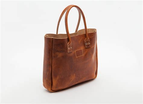 billykirk leather tote 1 jpg