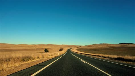 Cooma, Australia, Highway, Landscape Wallpapers HD ...