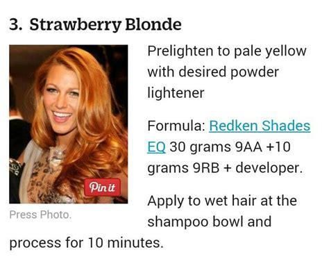 1000+ Ideas About Redken Color Formulas On Pinterest