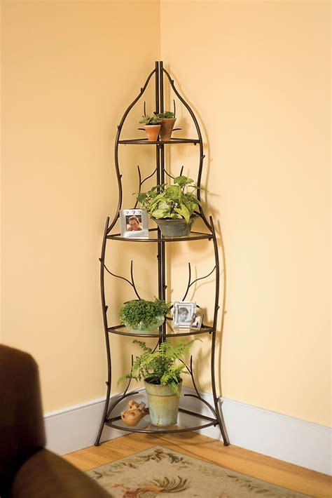 branch bakers rack plant stand set buy  gardeners supply
