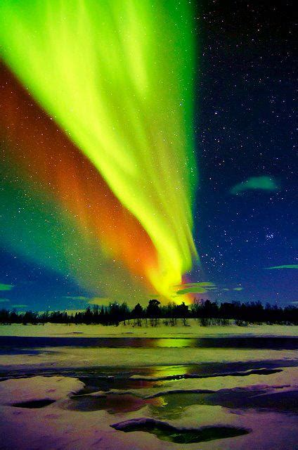 norway march northern lights finland anakegoodall