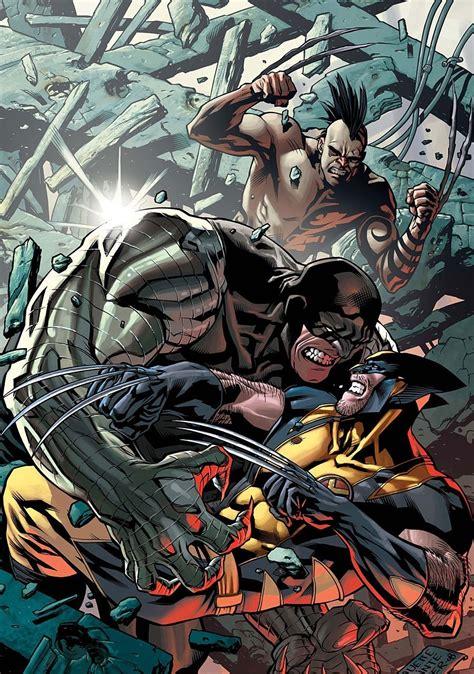 Anime Blog: Wolverine