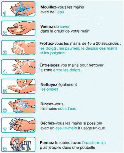 cuisine aux huiles essentielles lavage des mains prevention information conseil sante