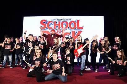 Rock Cast Band Child Australia Meet Re