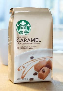 When ordering, opt for sugarless. Caramel | Starbucks Coffee Company