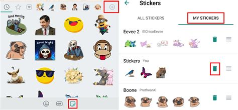 How To Remove Whatsapp Stickers And Apps