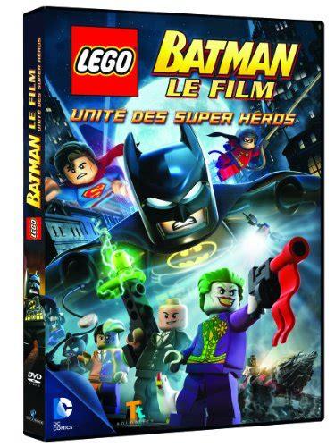 comparamus lego batman le film unit 233 des supers