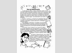 Textos das datas comemorativas de Março para imprimir Só