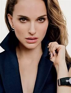 Natalie Portman Diorskin Forever Makeup Ad 2016