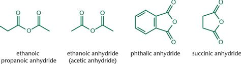Figure 1.13. Naming Anhydrides Phthalic anhydride and ...