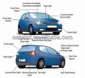 Used Car Parts 16cm  30cm  45cm  60cm  85cm Led Neon Flexible